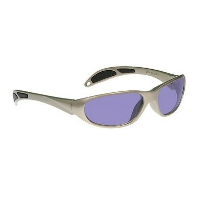Poly Sodium Flare Glass Working Spectacles in Taupe Maxx Wrap Safety Frame