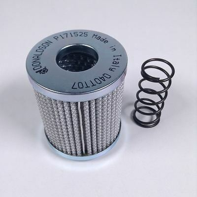 Donaldson P171525 Hydraulic Filter Cartridge, 11 micron NFP