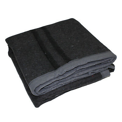 Yoga Blanket Yoga Prop Grey Cotton Blend Blanket 1.5m x 2 m