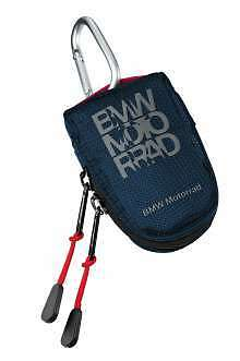 NEW Genuine BMW Motorrad Logo Key Case