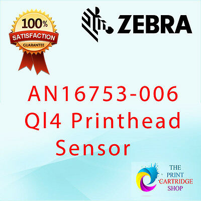 New & Original Zebra AN16753-006 Ql4 Printhead Sensor