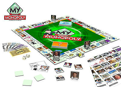 My Monopoly - Fast-Dealing Property Trading Game – Hasbro A8595