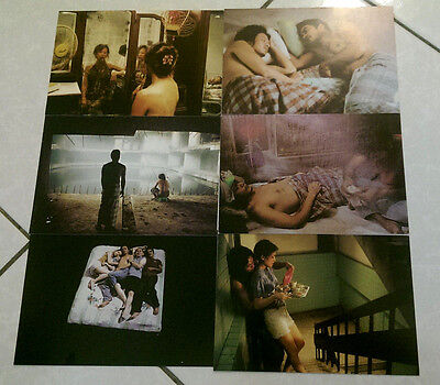 Tsai Ming Liang Taiwan Director Film I Don't Want To Sleep Alone Post Cards