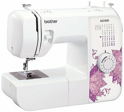 Brother AE2500 Sewing Machine with Instructional DVD, 25 Stitch