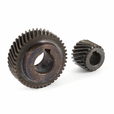 2 in 1 Helical Pinion Gear Wheel Set for Makita 4100 Cutting Machine