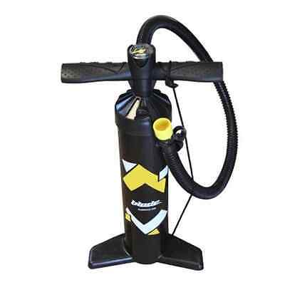 Kitesurfing Dual Action Kite Pump - Blade Kiteboarding Pump Alu Shaft Max Flow