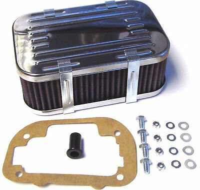 WEBER 32/36 DGV,DGAV, 38/38 DGAS,DGMS TWIN CARB/CARBURETTOR 1x AIR FILTER KIT