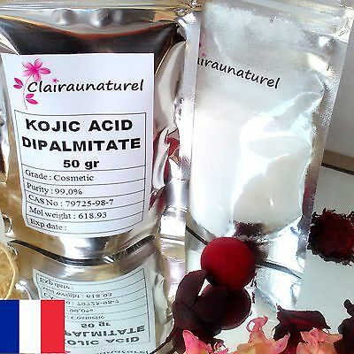Acide Kojique Dipalmitate  Poudre - Kojic Acid Dipalmitate Powder