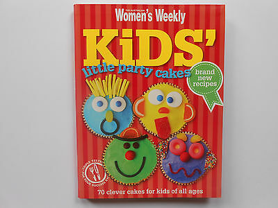 # Women's Weekly Kids' Little Party Cakes - 70 Clever Cakes For Kids - Birthday