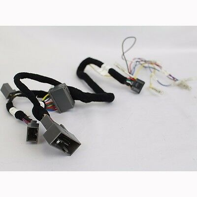 Rosen Wiring Power Harness For Rosen DS-HD0830 OEM Video Navigation Receiver