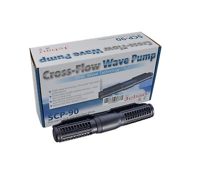 2019 Jebao/Jecod SCP90 Cross Flow Pump Wavemaker with Controller Updated CP-90