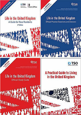 Life in the UK: Complete 4 Book Pack