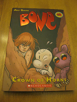 Bone Crowm Of Horns  Tpb  No 9 Condition Mint