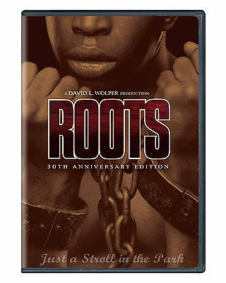 Roots 30th Anniversary Edition Complete Original TV Mini Series DVD Box Set NEW!
