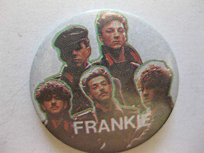 RARE VINTAGE Frankie goes to Hollywood button pin
