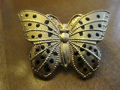 Butterfly   Pin Back