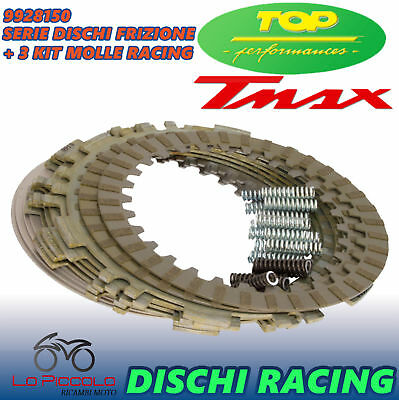 Dischi Frizione Racing + Molle Top Performance Yamaha Tmax T-Max 500 2007 2008