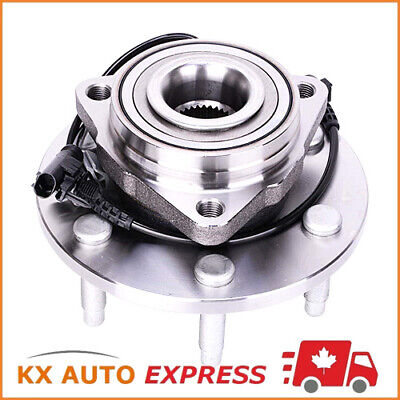 Front Wheel Hub Bearing For Chevrolet Silverado 1500 4Wd 2007 2008 2009 2010