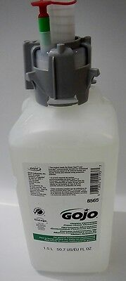 GOJO 8565 Green Certified Unscented Foam Hand Soap Cleaner Refill 1500mL QTY 2