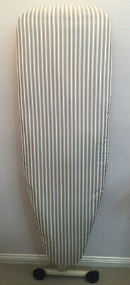 New Double Sided Padded Fully Reversible Fitted Ironing Board Cover Covers - MED