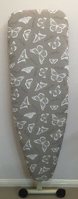 New Double Sided Padded Fully Reversible Fitted Ironing Board Cover Covers - LGE