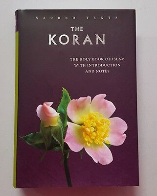 Sacred Texts The Koran- 9781905857029-Watkins Publishing