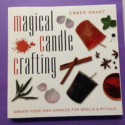 MAGICAL CANDLE CRAFTING- 9780738721354- Ember GRANT