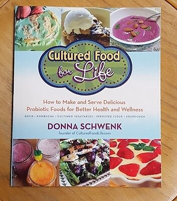 Cultured Food Life - DONNA, SCHWENK ISBN: 9781401942823