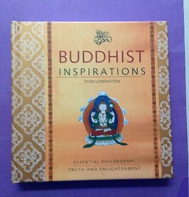 Buddhist Inspirations By Tom Lowenstein ISBN 9781844830954