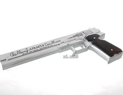 Popular Unique Hellsing Alucard Jackal Accessorie Cosplay Prop Resin 34cm Silver