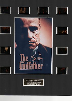 Godfather 35mm Film Cell Display