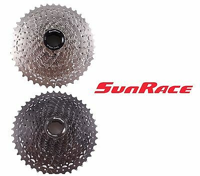 Sunrace CSMS3 10 speed wide ratio MTB cassette 11-42T or 11-40T