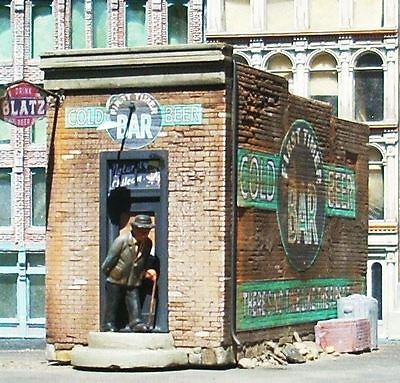 Downtown Deco O Scale First Timer Bar Kit | Bn | 52