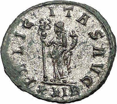 DIOCLETIAN  284AD Possibly Unpublished  Ancient Roman Coin FELICITAS  i55922