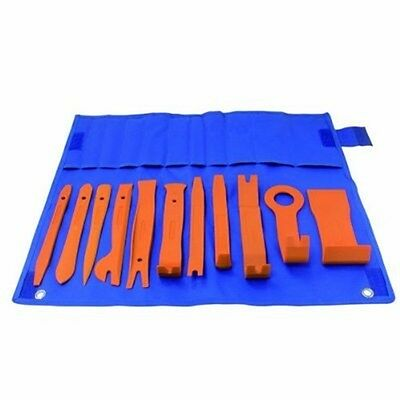 Car Auto Interior Fastener Removal Trim Remover Body Moulding Chisel Tool Set