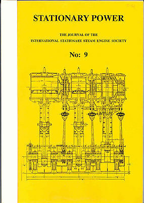Stationary Power Journal of ISSES No: 9 Costs of Early Steam Engines