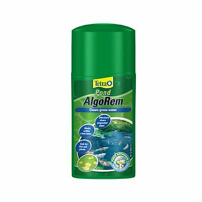 Tetra Pond Algorem Clears Green Water 250ml,500ml,1000ml,3000ml