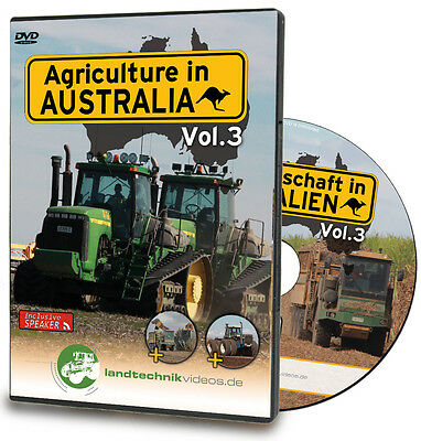 Agriculture in Australia Volume 3 DVD