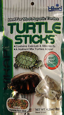 Hikari Turtle Sticks 120gr, 240gr, 1000gr , Brand new Food from HIKARI JAPAN