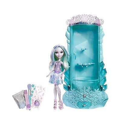 Ever After High Epic Winter Winter Sparklizer Playset With Crystal Winter