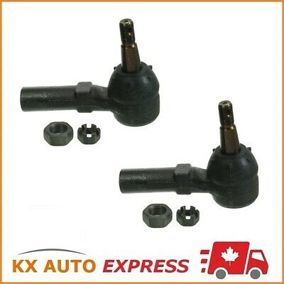 2 Pc Front Outer Tie Rod End Chrysler 300 Rwd 2005 2006 2007 2008 2009 2010