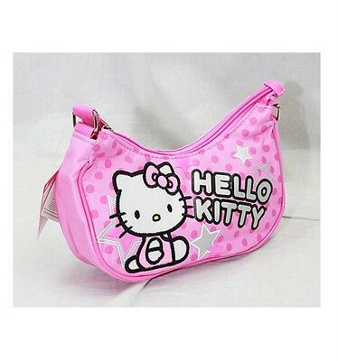 d4949f561 NWT Sanrio Hello Kitty Mini Handbag Hobo Purse Small Tote Bag Shoulder Bag