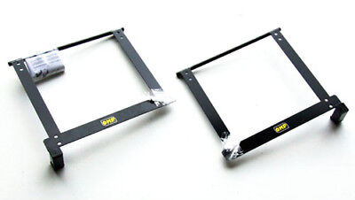 Fiat Punto Mk1 All 93-99 Omp Racing Bucket Seat Mount Subframes Twin Pack