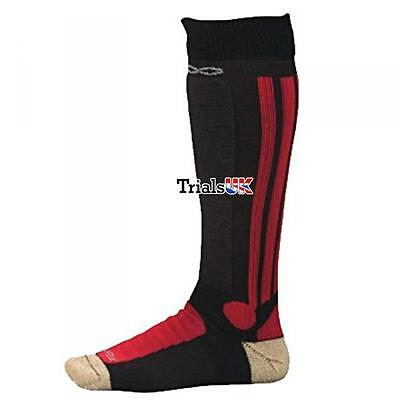 Hebo Racing Trials Long Sock-Trail-Road-MX-Hiking-Walking