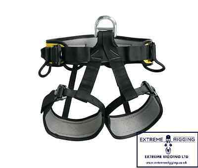 Petzl Falcon Harness: Lightweight seat harness for rescue. Size 1