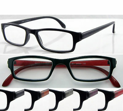 L361 Superb Quality Reading Glasses/Metal Hinges/Classic Style/Simple Comfy Arms
