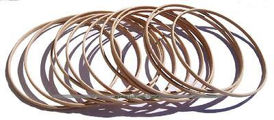 Set of 12 wooden Hoops for Hoopla (25cm diameter)