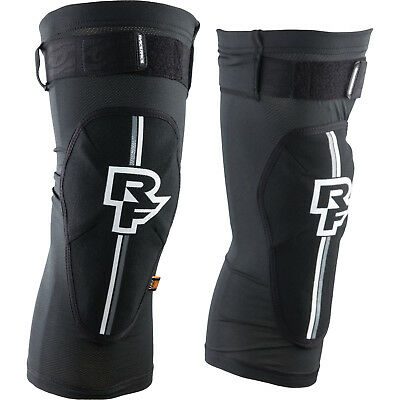 Race Face Indy Knee Guards Stealth Black 2017