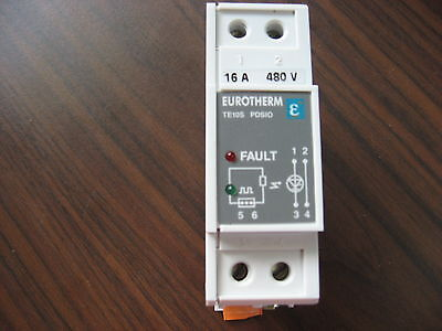 Eurotherm TE10S-16A/480V/PDS1/ENG///96//00 Solid State Relay