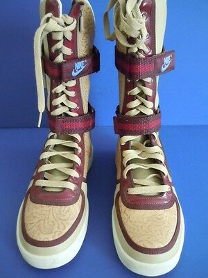Super Rare The One And The Only ! Vintage Nike Women Shoes / Boots New Old Stock